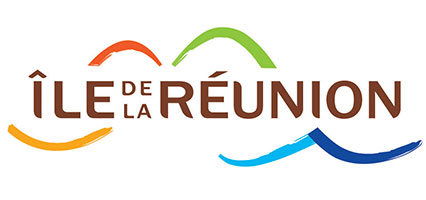 Logo île de la Réunion
